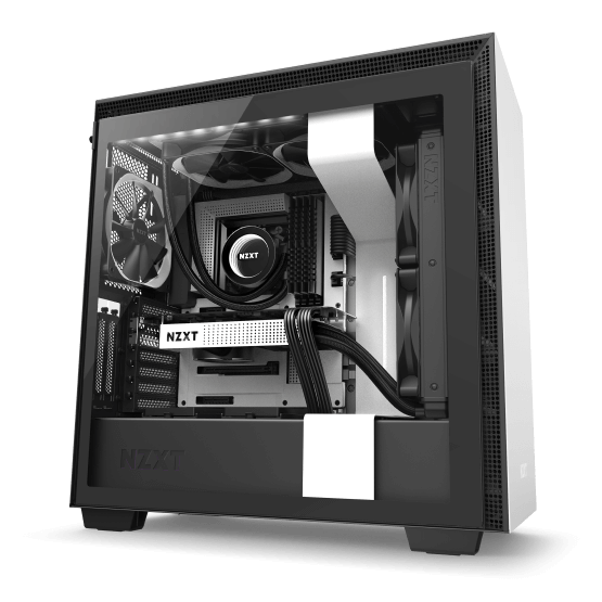 Excellent Nzxt Gaming Pc Hardware Computer Cases Liquid Cooling Home Interior And Landscaping Oversignezvosmurscom