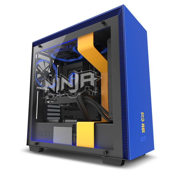 NZXT | Gaming PC Hardware - Computer Cases, Liquid Cooling, Fan